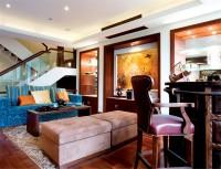 客厅-紫檀木
