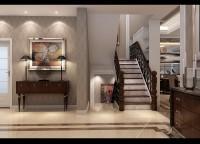 楼梯厅效果图1